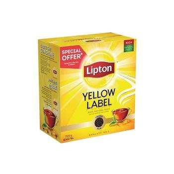 Lipton Yellow Label Tea Pack 700g