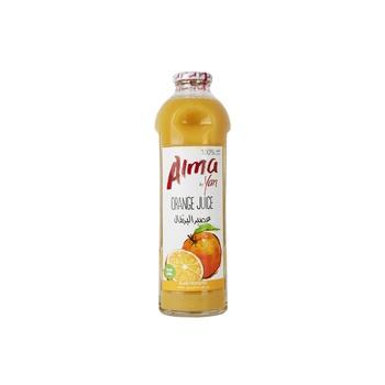 ALMA Juice Orange Juice (Free of Sugar) 930ml