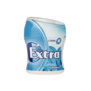 Wrigleys Extra Chewing Gum Peppermint 60pcs