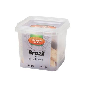 Goodness Food Brazil Nuts (B) 150g