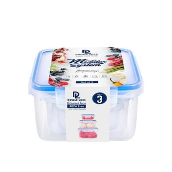 JCJ Food Keeper Modular System 3pcs Set