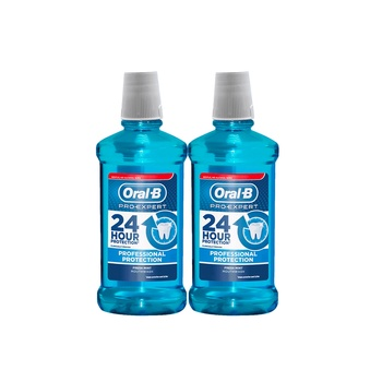 Oral B Pro Expert Mouthwash Protect Rinse 250 ml Pack of 2 @ 33% Off