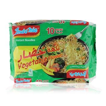 Indomie Noodle - Vegetable Flavour 75g Pack Of 10