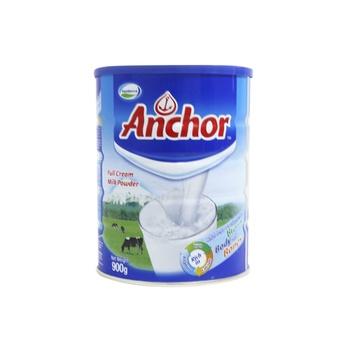 Anchor Full Cream Milk Powder Tin 900g