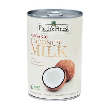 Earth`s Finest Organic Coconut Milk 400ml