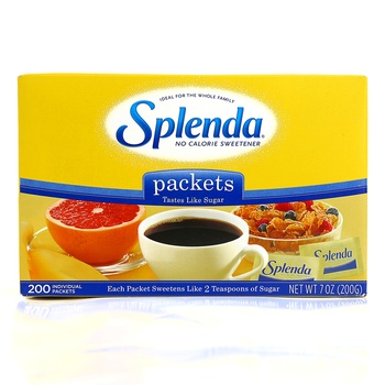 Splenda No Calorie Sweetener 200g