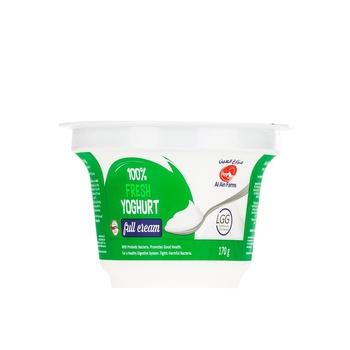 Al Ain Natural Yoghurt 170g