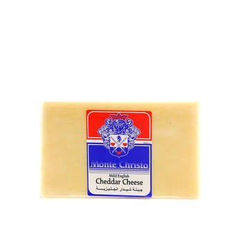 Monte Christo Cheddar White Cheese