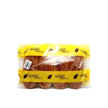Modern Bakery Sandwich Roll Sesame 4pcs