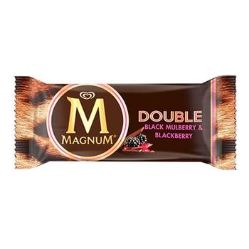 Magnum Dbl Choc Mlberry 95Ml