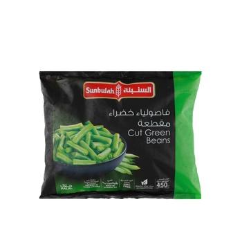 Sunbulah Cut Green Beans  450g