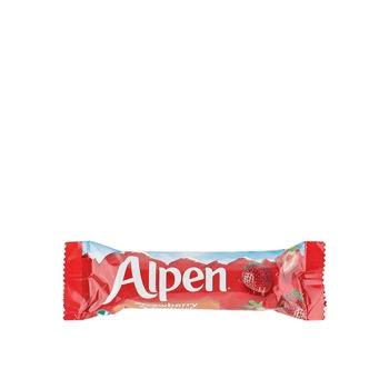 Alpen S/Bery&Yogrt Bars 29g