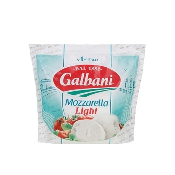 Galabani Santa Lucia Mozzrella Light 125g
