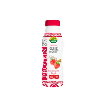 Nada Drinking Greek Yoghurt Strawberry 330ml