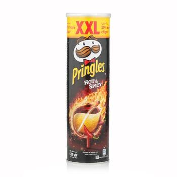 Pringles Hot N Spicy 200g