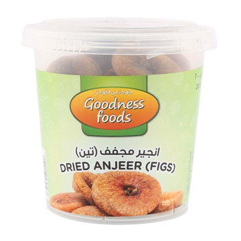 Goodness Foods Dried Anjeer (Figs) (B) 200g