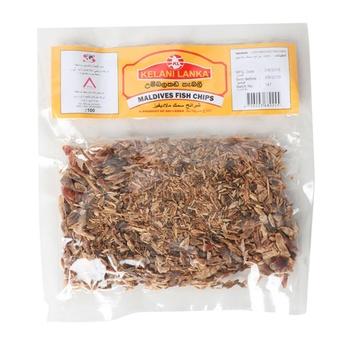Kelani Lanka Maldve Fish Chips 100g