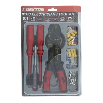 Dekton Crimping Tool Kit