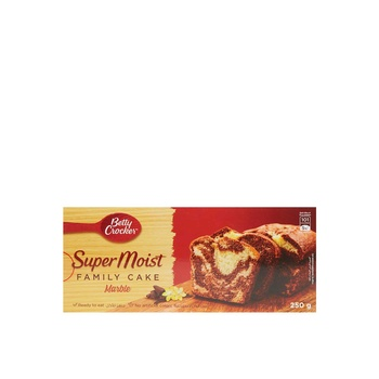 Betty Crocker Pound Cake Marble 250g