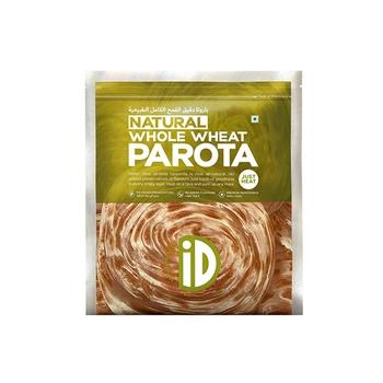 iD Just Heat Natural Whole Wheat Parota 400g