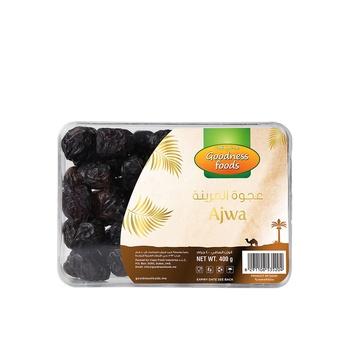 Goodness Foods Ajwa Dates 400g