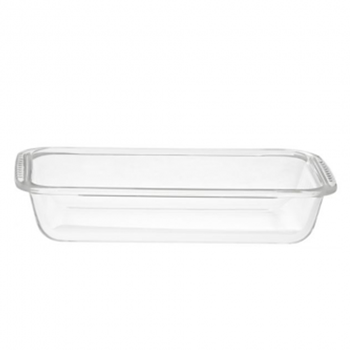 Lock & Lock Oven Rectangular Glass Dish - 2 ltr