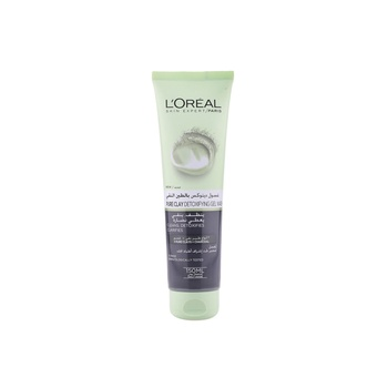 Loreal Dermo Expertise Pure Clay Gel Wash Charcoal