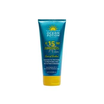 Ocean Potion Sunscreen Lotion Spf15 200ml