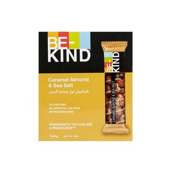 Kind Caramel Almond & Seasalt 3X40g