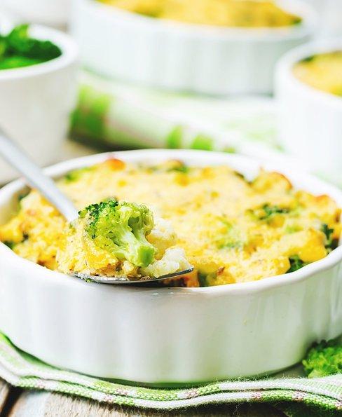 Easy cheesy casserole