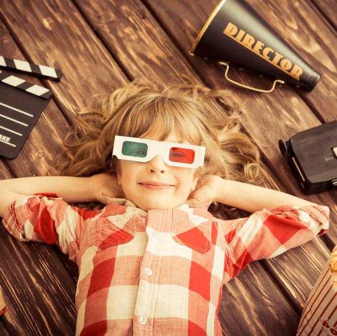 Sensory cinema for little ones